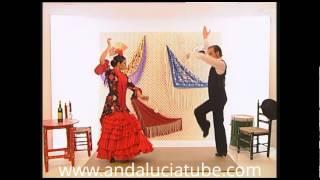Aprenda a bailar sevillanas