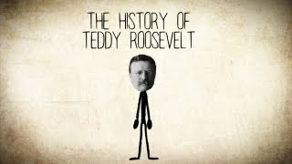 A short story of Theodore Roosevelt