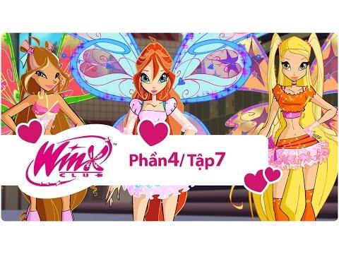 Winx Club - Phần 4 Tập 7 - Winx năng lượng Believix - [trọn bộ]