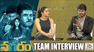 Nagaram Movie Team Interview