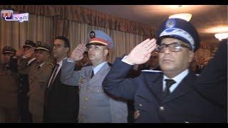 بالفيديو: شوفو كيفاش تفاعلو السلطات والمسؤلين الأمنيين مع خطاب المسيرة من داخل ولاية جهة فاس مكناس |