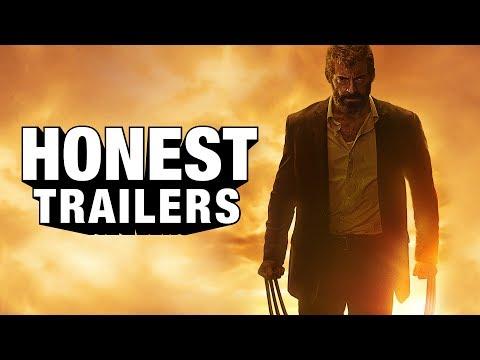 Honest Trailers - Logan (Feat. Deadpool) - 200th Episode!!