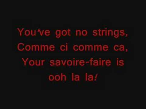 I've Got No Strings - Pinocchio - Disney