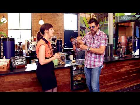 La Colombe | Local Business Interview | City Soles TV