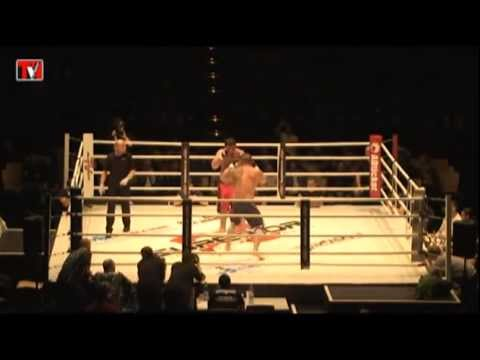 David Shvelidze vs. Jarjis Danho / Superior FC 13