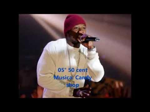 Os 10 Melhores Cantores(A) De rap