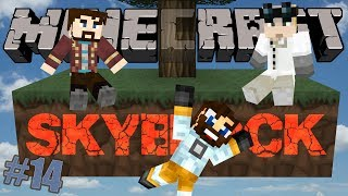 Minecraft - Hardcore Skyblock Part 14: Cook 'Em Off (Agrarian Skies Mod Pack)