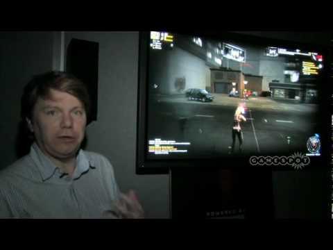 10 минут гемплея с GDC 2010