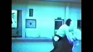 Steven Seagal Aikido, Old Footage