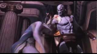 God Of War 3 Portuguese Fandub- Kratos Vs. Zeus, The Final