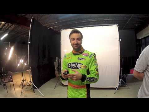 Media Day with Andretti Autosport's IZOD IndyCar Drivers: 2013