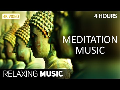 Meditation Music for Concentration and Focus, Positive Energy, Relax Mind Body, Reiki | Ocean Music