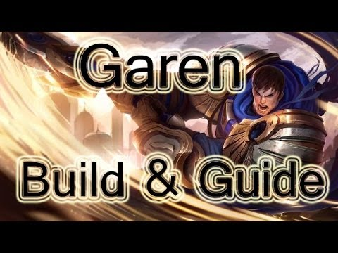 AP Garen Guide - YouTube