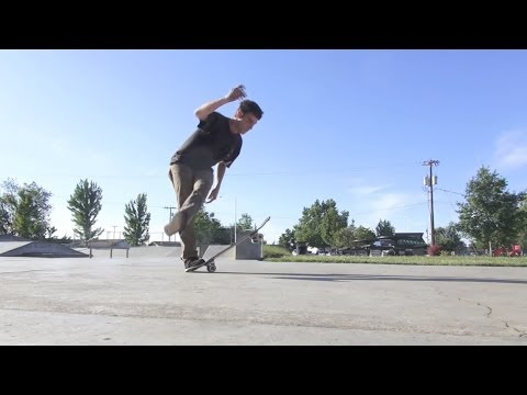 EPIC FREESTYLE SKATEBOARDING!