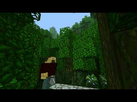 Хищник на движке Minecraft