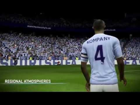 FIFA 15 Динамическая презентация матча