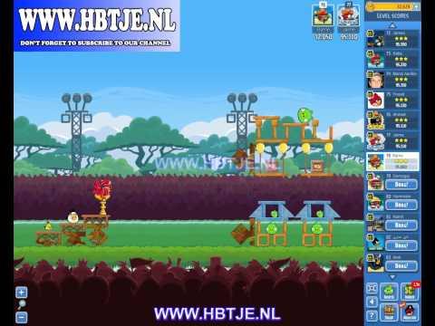 Angry Birds Friends Tournament Week 88 Level 5 high score 96k (tournament 5)