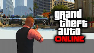 GTA 5 Glitches - Invincible & Under The Map Online in GTA 5 for GTA 5 Online (GTA 5 Glitches)