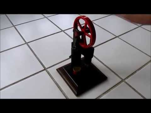 Solar Engines - Phoenix, Arizona - Vertical Stirling Engine