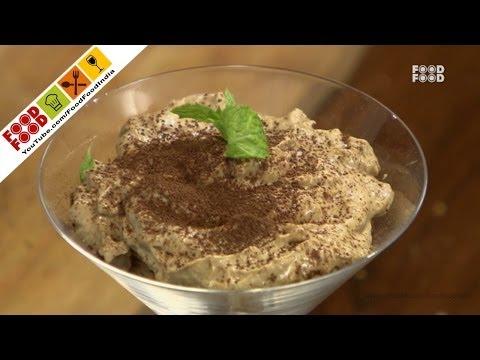 Healthy Tiramisu  | Food Food India - Fat To Fit | Healthy Recipes