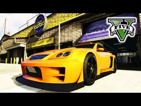GTA 5 JUMPs & STUNTs!!!  Live Stream - GTA V Custom Cars - FLYing CARS Grand Theft Auto 5
