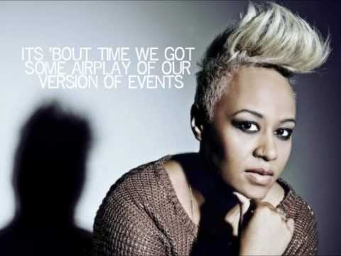Emeli Sandé - Read All About It (pt III) [Lyrics On Screen]