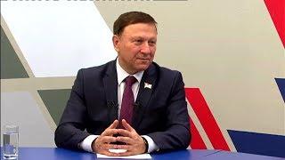 Александр Ролик о приморских дорогах и здравоохранении