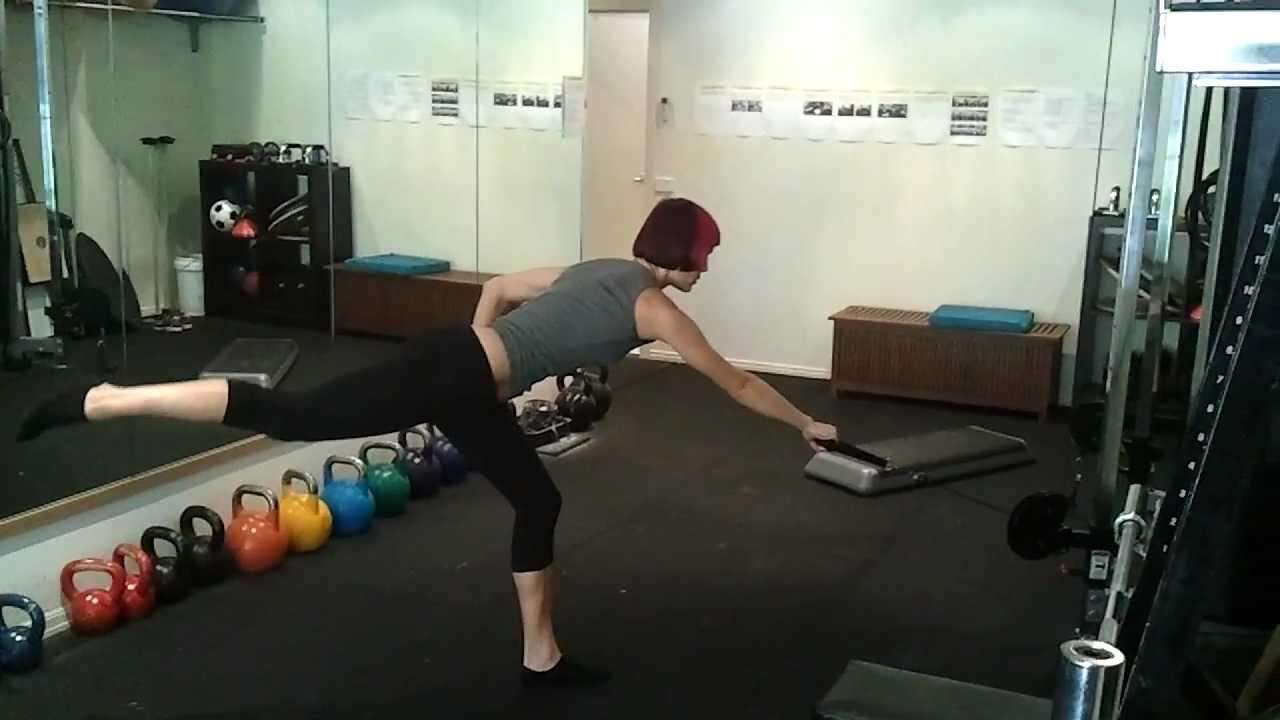 deadlift on cable machine