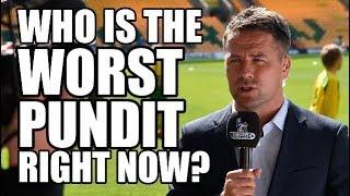 Top 6 WORST Pundits In Football