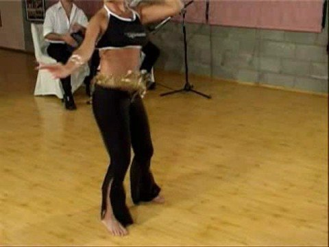 """Bellydance: Instructivo de Saida & Mario Kirlis"" (2005) - Ritmo ""Tawil"""