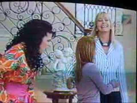 Margarita Gralia en la Niñera