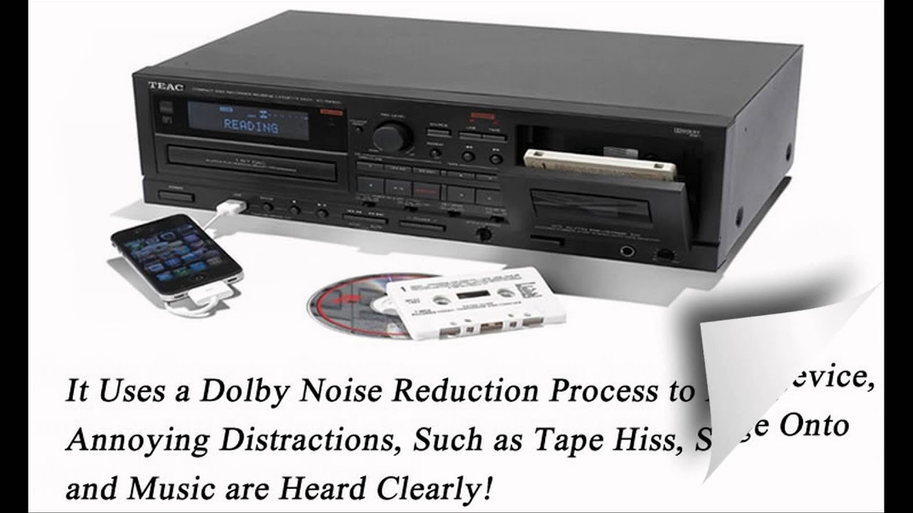 machine to convert cassette to cd