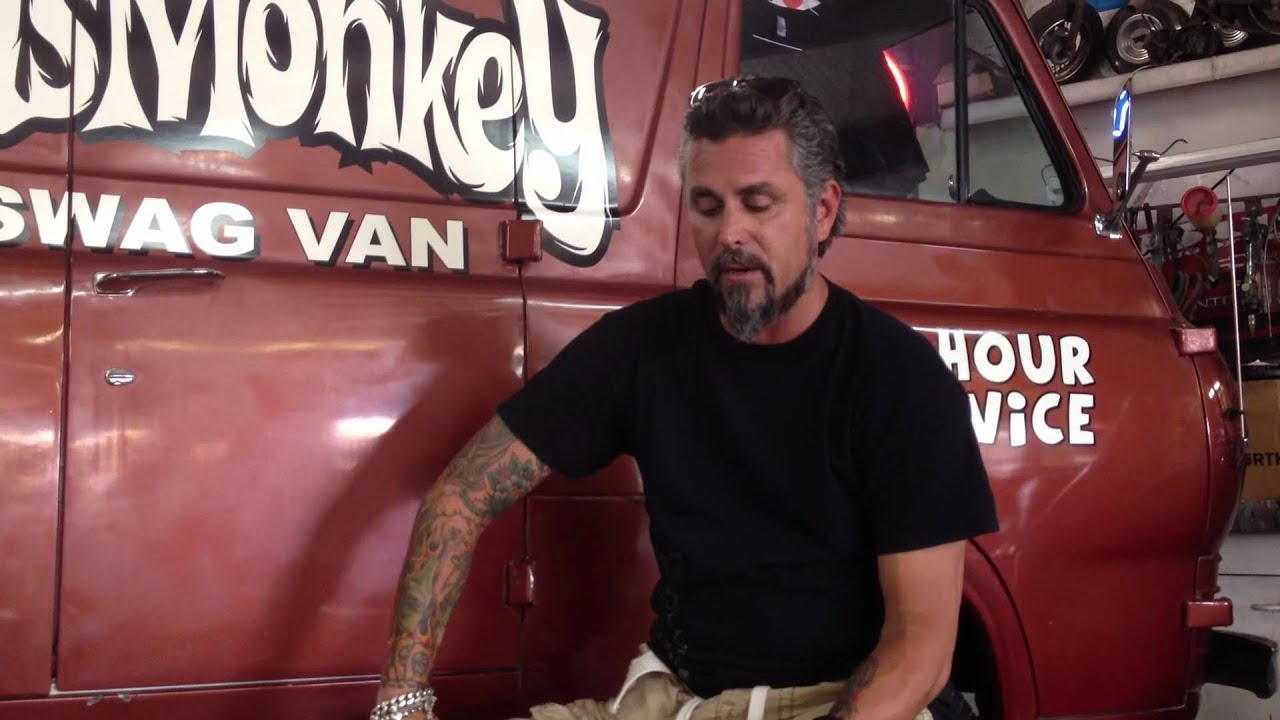 Gas Monkey Richard Rawlings Wife
