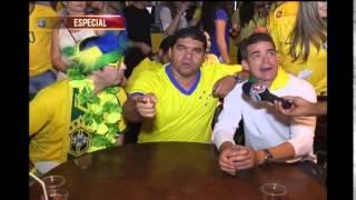 Christiano Junqueira, Thiago Comédia, Serginho e Paulo Roberto. Todos pela Seleção que infelizmente decepcionou. Veja oq eu esta turma aprontou no Camisa 12.