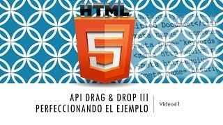 Curso de HTML 5. Parte 41