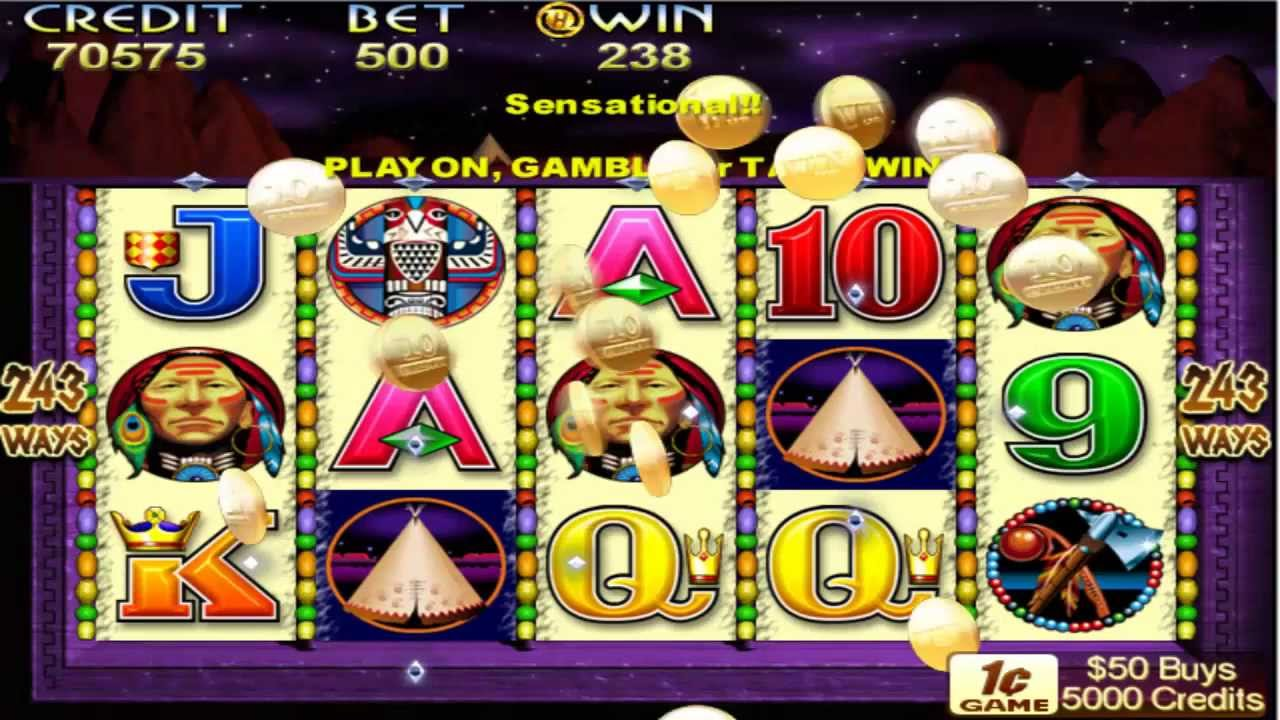 free slots indian dreaming