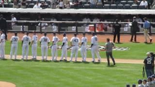 2017 New York Yankees @ Yankee Stadium -Opening Day