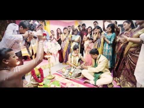 Malaysian Indian Engagement - Prakash & Shailaja