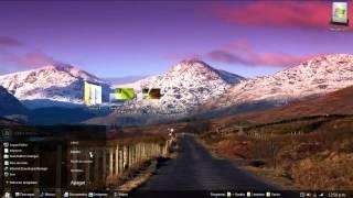 NUEVO Y ELEGANTE Tema Geniun 8 Para Windows 7 2012-2013
