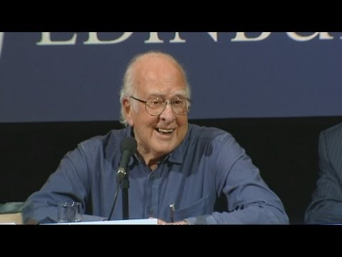 Peter Higgs did not know he had won Nobel Prize