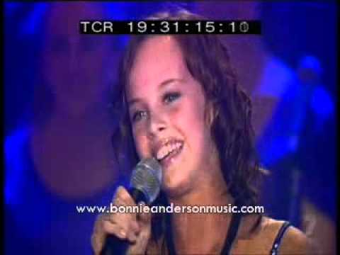 Bonnie Anderson - Australia's Got Talent FINALS