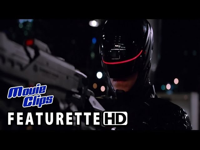 "RoboCop Featurette - ""Team RoboCop"" (2014) HD"