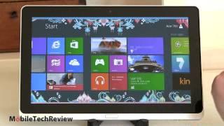 Acer Iconia W700 İnceleme - İngilizce
