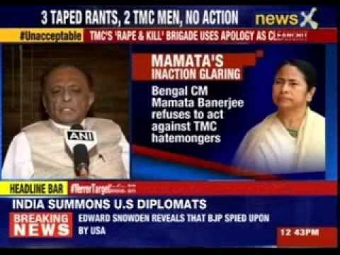 Chorus grows to arrest TMC MP Tapas Pal