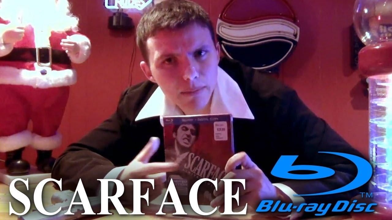 SCARFACE: SteelBook Bl...