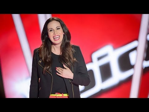 Caterina Torres Sings Hot Right Now: The Voice Australia Season 2,