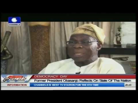 It Will Be Idiotic To Act Without The President's Consent- Obasanjo