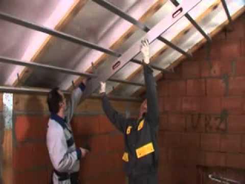 Isover - Izolacja dachu skośnego za pomocą wełny mineralnej