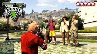 GTA 5 PIGGY's REVENGE!! GTA 5 Goofing Around! Hanging