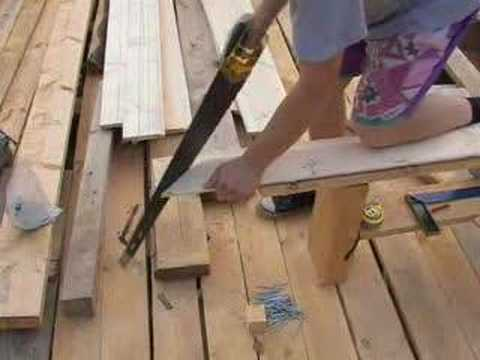 Konstrukcja i sposób wznoszenia domu drewnianego, 4-4